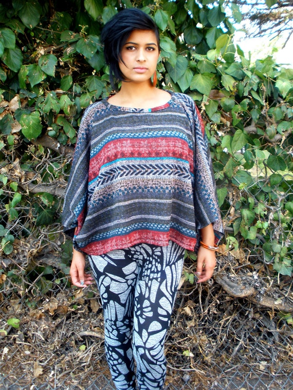 COCHABAMBA Oversized Sweater Top - One Size Fits Most