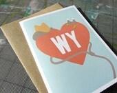 WY Love Card