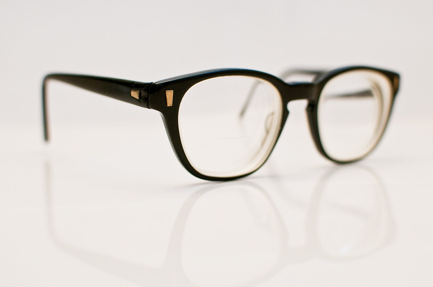 1960s Mens Glasses: G-Man Style by jenericVintage on Etsy