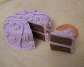 Lavender Vines Cake