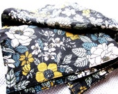 Vintage Yellow & Blue Table Runner - Linens - Decor - Housewares - Home Decor - Dining - Kitchen - Table Linens