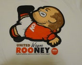 Manchester United Tee -- Rooney
