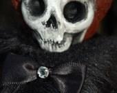 "Victorian style skeleton doll ""Elizabeth"""