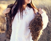 White Lace Long Sleeve Collared Button Up Blouse - So Fresh N So Clean Clean