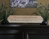 Custom Wood Burned Signs and Plaques