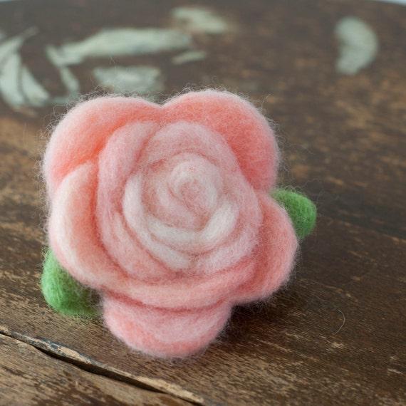 Soft Pink Single Rose