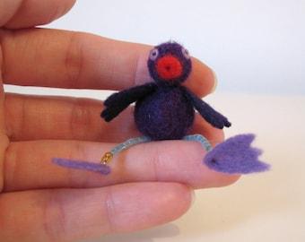 Miniature bird