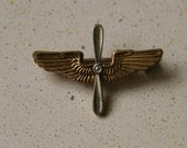 ARMY AIR CORPS - Lapel Pin - 1940s