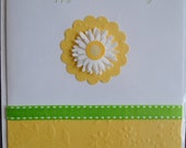 Handmade Happy Mother's Day Greeting Card