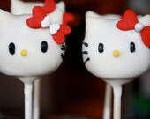 Kitty Cake Pop
