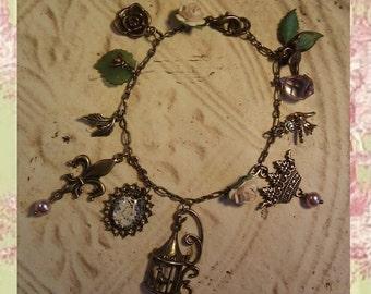 Marie Antoinette's Garden Bracelet