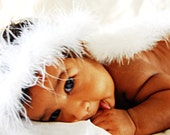 Photo Prop Adorable Feather Angel Wings Includes Free Halo READY TO SHIP - Unikbaby