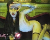 Marilyn Manson - Long Hard Road Out of Hell - PRINT - Color - 8.5x11
