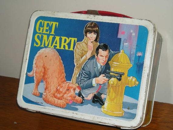Vintage 1966 Get Smart Lunch Box