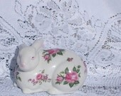 Vintage Ceramic Rabbit