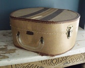RESERVED (ForeverBeach)  Hat box travel case by Neevel Breeze-a-way