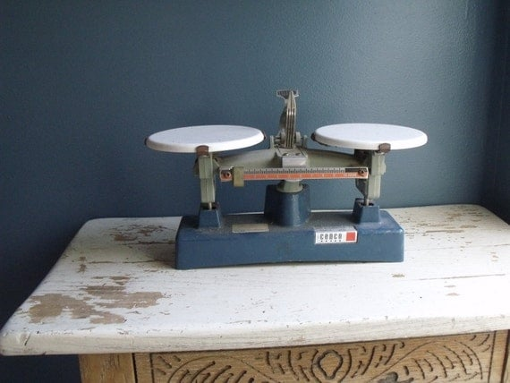 pan balance scale - photo #29