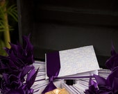 Regal Wedding Program