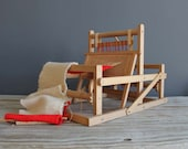 Rare Swedish Brio Table Loom