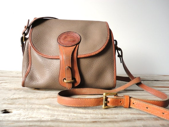 R e s e r v e d On the Go. Leather Dooney & Bourke Shoulder Bag