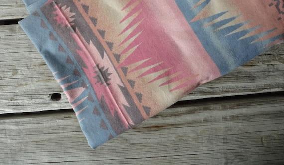Pastel Southwestern Fabric 1.5 yards