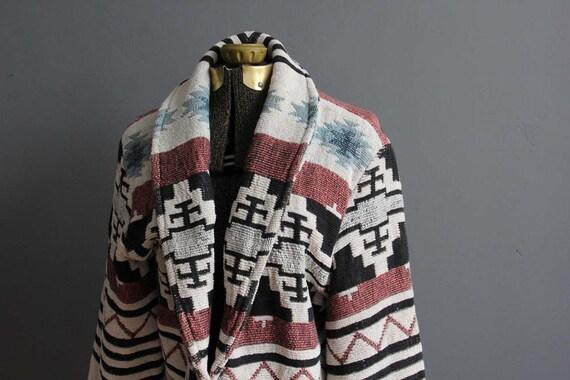 Vintage Southwestern Jacket.  Size Medium