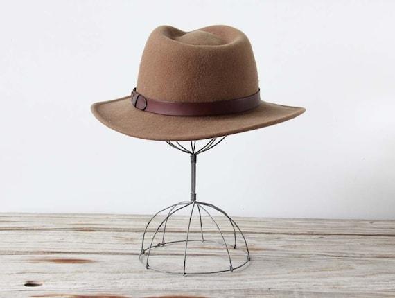 Vintage Boho Eddie Bauer Wool Hat