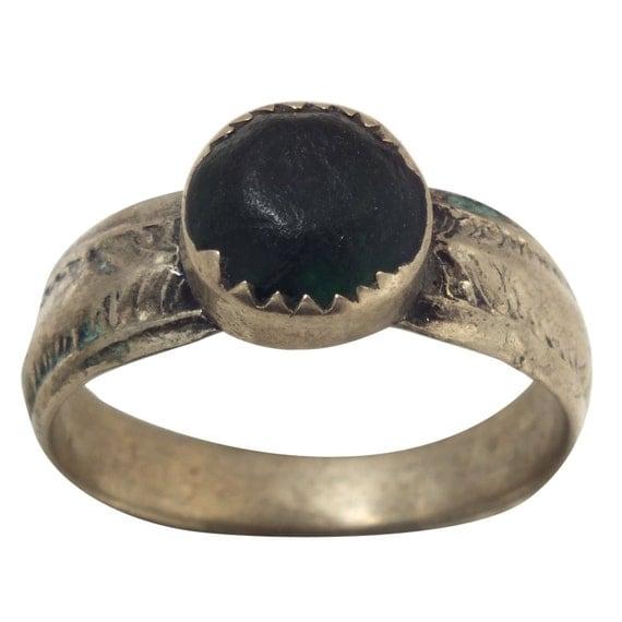 Antique  Woman's  Gypsy Ring Romani Culture