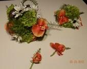 Mossy Bouquet Set