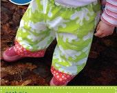 Sale - Ankle Biter Toddler Pants PDF Sewing Pattern