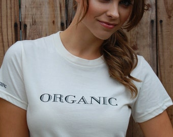 Womens Organic Cotton T-Shirt