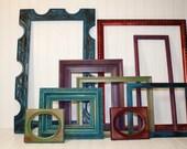 Frames-Bohemian Chic-Wall Gallary- Distressed