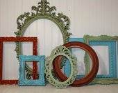 Painted Frames - Distressed - Boho