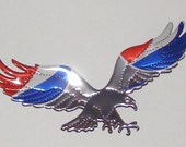 EAGLE Magnet - Patriotic Silver Diet Pepsi Cola Soda Can (R)