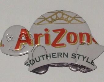 Turtle - AZ Southern Style Sweet Tea Soda Can Magnet (Replica)