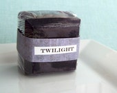 Twilight Glycerin Soap - moss - musk - patchouli - sandalwood - amber