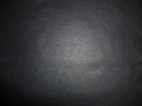 Leather 12 Quot X12 Quot Divine Black Top Grain Cowhide 2 5 Oz 1