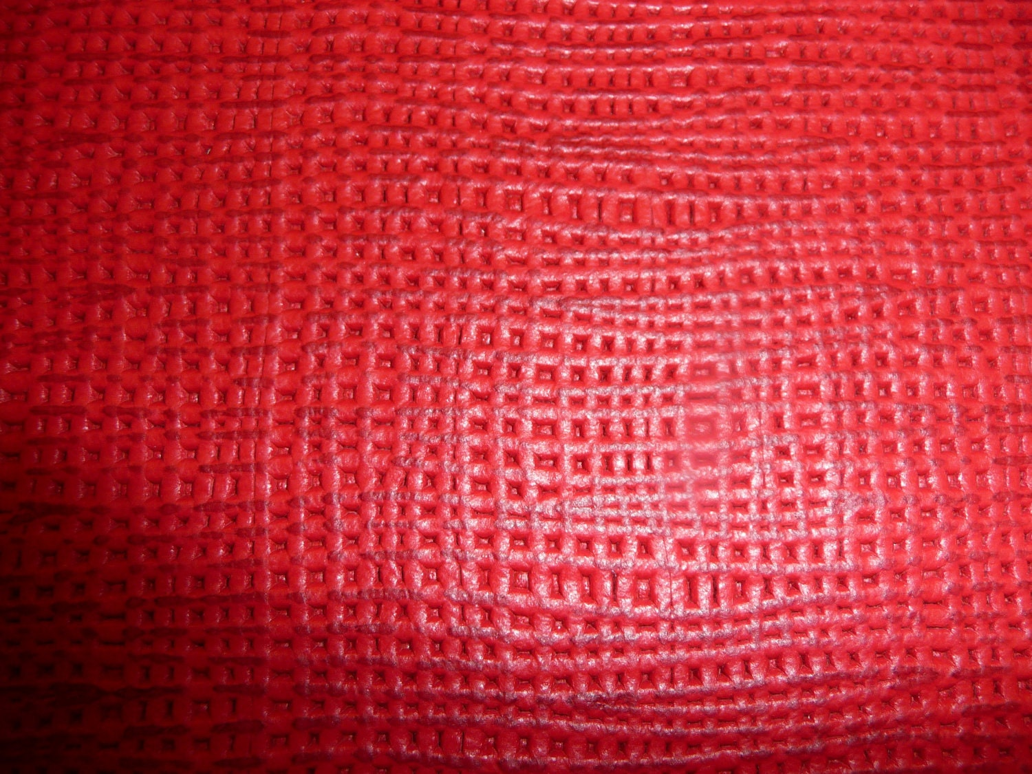 Basket Weave Pattern On Leather : Leather red burlap basket weave pattern by peggysuealso
