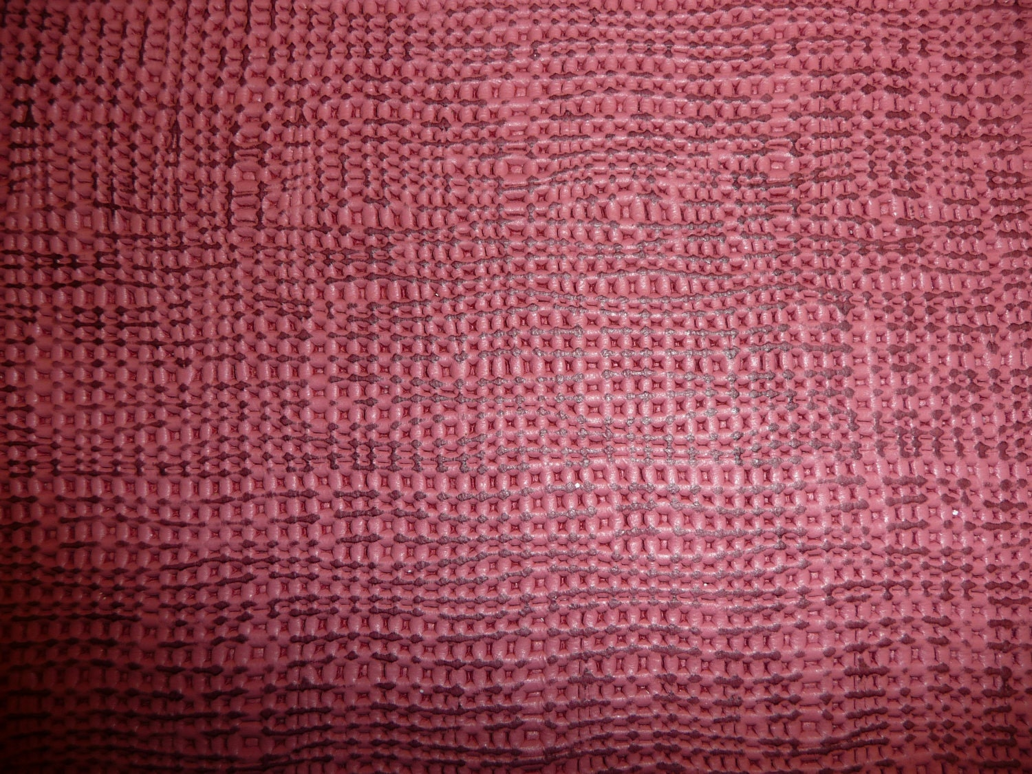 Basket Weave Pattern On Leather : Leather quot x tango pink burlap basket weave pattern