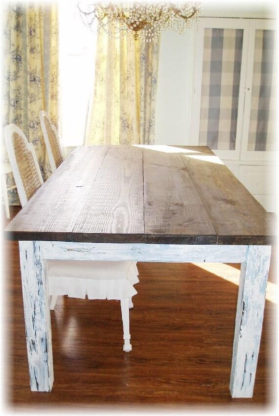 RESERVED - SARA Farm Table