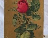 Beautiful Antique Vintage Postcard dated 1908