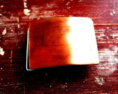 RESERVED - Big Copper Buckle