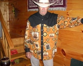 Western Bears Men's Western Shirt - Size L/XL