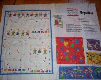 Crayola Organizers (2) Yardage