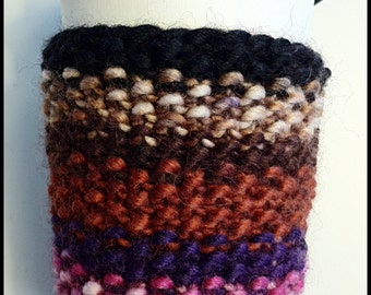 Eco PINK CUP COZY, Free Shipping