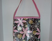 Laminated Cotton Tote Bag