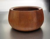 Reserved for Steven: Danish Modern Dansk Bowl by Jens Quistgaard.