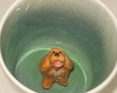 Cocker Spaniel Surprise Mug (Made to Order)