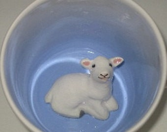 Lamb Surprise Mug (In Stock)