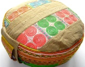 Meditation Cushion Yoga Sati Cushion ZAFU  & POUF ORIGINAL